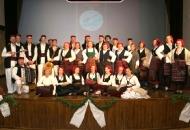 Čast nastupa na otvaranju Božićnog sajma pripala FD Otočac