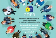 Kako uskladiti poslovanje s Općom uredbom o zaštiti podataka – besplatna online radionica