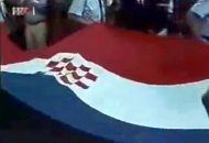 21. prosinca 1990. Zagreb – zamijenjena službena zastava RH koja je imala početno bijelo polje na grbu