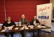 HSU pokreće inicijativu za povećanje cenzusa, protiv poskupljenja dopunskog