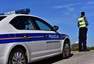 Krađe, prometne nesreće, vrijeđanje službene osobe