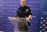 Pomoćnik ministra održao radni sastanak sa Stožerom civilne zaštite Ličko-senjske županije