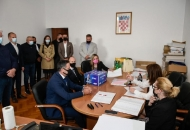 Potpisan koalicijski sporazum HDZ-a, HSS-a, HSU-a i HBS-a, te predana lista za Županijsku skupštinu