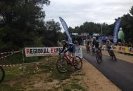Članovi BK Barkan iz Otočca na biciklističkoj utrci Kamenjak Rocky Trails, Prementura