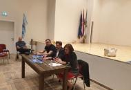 Kandidati HDZ-a za Sabor Marijan Kustić i Anita Pocrnić-Radošević u Korenici predstavili svoj program