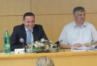 Sazvana IV.sjednica Županijske skupštine LSŽ-e