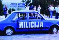 Obilježavanje 29.godišnjice pogibije 4 hrvatska redarstvenika u mjestu Žuta Lokva
