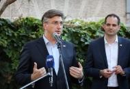 Predsjednik HDZ-a Andrej Plenković s Malenicom i Pavićem sutra u Gospiću