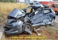 Vozač automobila smrtno stradao u prometnoj nesreći