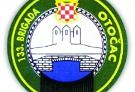 Obilježavanje 28.obljetnice osnutka 133.brigade ZNG Otočac