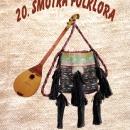 Prednajava - 20. Smotra folklora u Otočcu pod pokroviteljstvom Predsjednice RH
