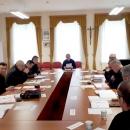 U Gospiću održana sjednica Prezbiterskog vijeća
