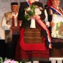 Velika konkurencija za miss i mistera na 20. smotri folklora