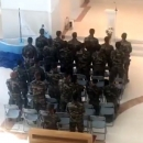 Misa za francuske vojnike na Udbini