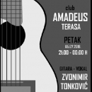 Večer evergreena, balada i rock & rolla u Amadeusu