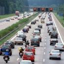 Kolone u pokretu na autocestama