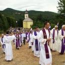 27. srpnja misa za žrtve koje počiniše četnici u Boričevcu