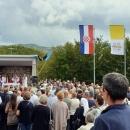 Bogović služio misu kraj Husine jame za sve žrtve komunističkog režima