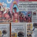 Kako hrvatska djeca svjetskim nagradama prdače političare