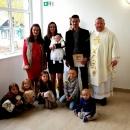 Na Svisveti u Srbu kršteno dvoje djece