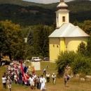 Misa za pobijene Boričevljane u II. svj. ratu
