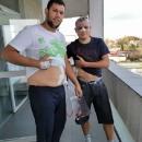 Šuti Kajtazi, šute mediji - ma to je izboden samo hrvatski vojnik
