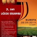 7. Dan ličkog krumpira u Lovincu
