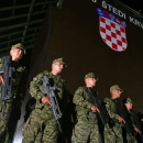 Hodnja novih vođa Hrvatske vojske iz Udbine do Knina