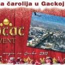 Približava se Božićni sajam u Gackoj