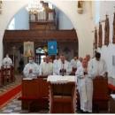 Hodočašće svećenika Gospićko-senjske biskupije u Oštarije