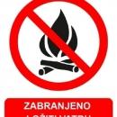 Obavijest o odgodi i planiranom početku aktivnosti vezanih uz požarnu sezonu 2021.