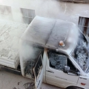 Zapalilo kamion