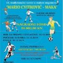 12. tradicionalni malonogometni turnir M. Cvitković - Maka