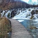 Nema zavalne zime, Donja jezera otvorena posjetiteljima