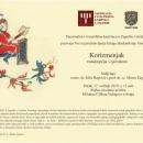 17. svibnja 2019. u Senju predstavljanje Korizmenjaka!