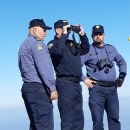 Predsjednik Vlade RH i potpredsjednik Vlade RH i ministar unutarnjih poslova obišli policijske službenike na Plješevici