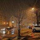 Snijeg u Gackoj