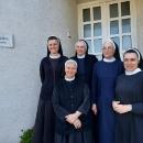 Sastanak vrhovne uprave Družbe sestara Presvetog Srca Isusova u Otočcu