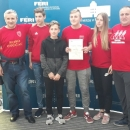 RoboOtočac 2.mjesto na natjecanju u Sloveniji