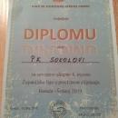 Josip Dujmović pobjednik u preciznom slijetanju palaglajderom