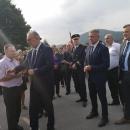 Ministar Davor Božinović prisustvovao svečanom obilježavanju 28. godišnjice pogibije četvorice hrvatskih redarstvenika u Žutoj Lokvi