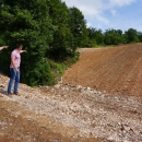 """U Brinju održana završna projekcija projekta sanacije i zatvaranje odlagališta neopasnog otpada """"Javorov vrh"""""""