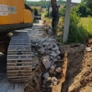 Rekonstrukcija vodovodne mreže u Malom Kutu
