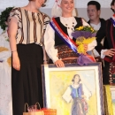 Karolina Jurčević HKUD Široka Kula najljepša djevojaka u narodnoj nošnji