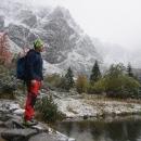 Otočani Milan Krznarić i Stipe Piršljin popeli se na najviši vrh Poljske - Rysy (2499 mnv )