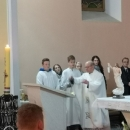 Vazmeno bdjenje u župi Presvetog Trojstva u Otočcu