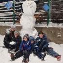 Doživljaj sa snjegovićem za pamćenje!