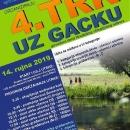4.Trk uz Gacku