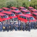 17 novih vozila Hrvatskoj vatrogasnoj zajednici