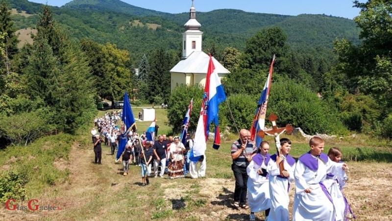 Spomen žrtava Boričevca na 80. obljetnicu stradanja